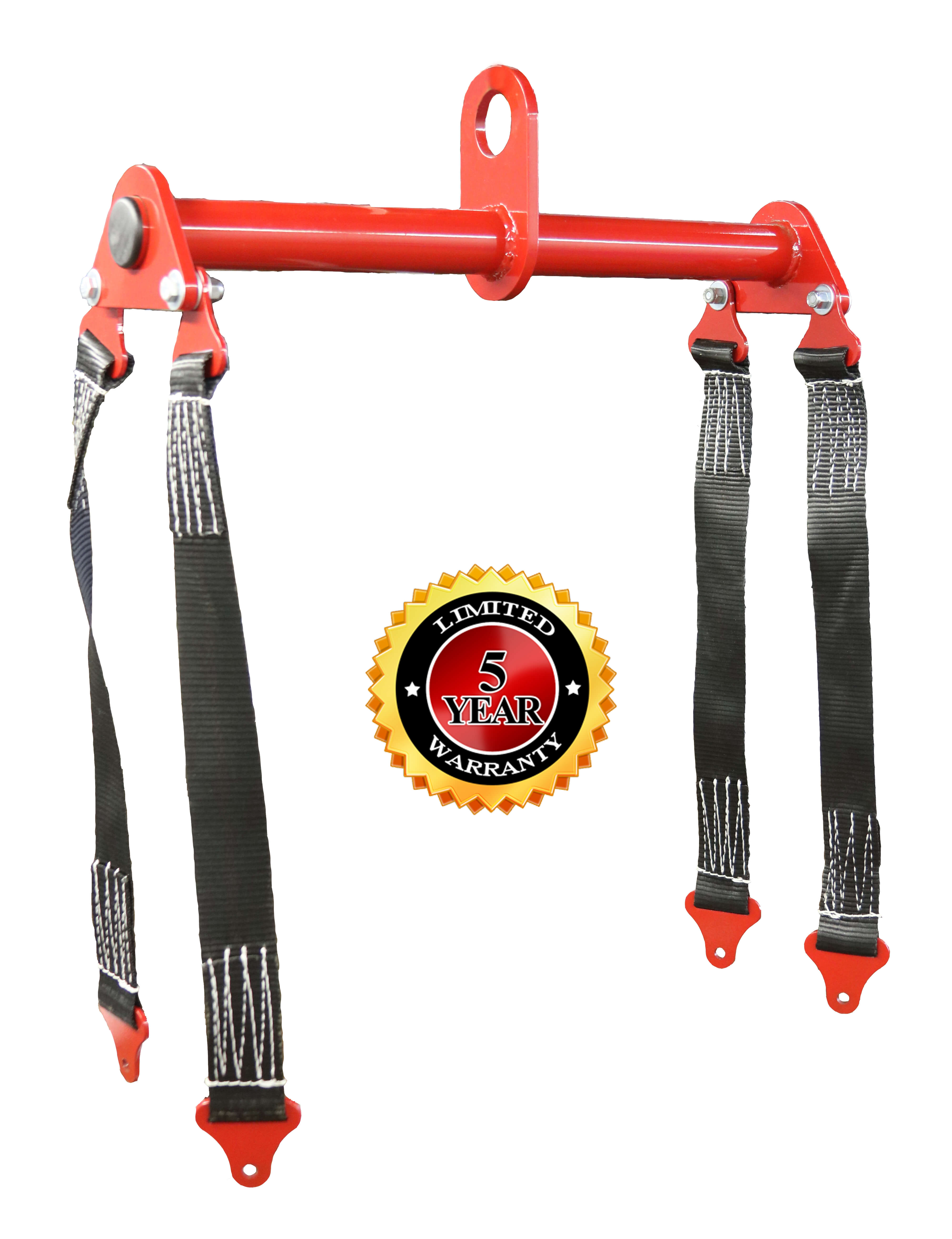 Engine lifting strap system made in usa plattinum products for Outboard motor lifting strap