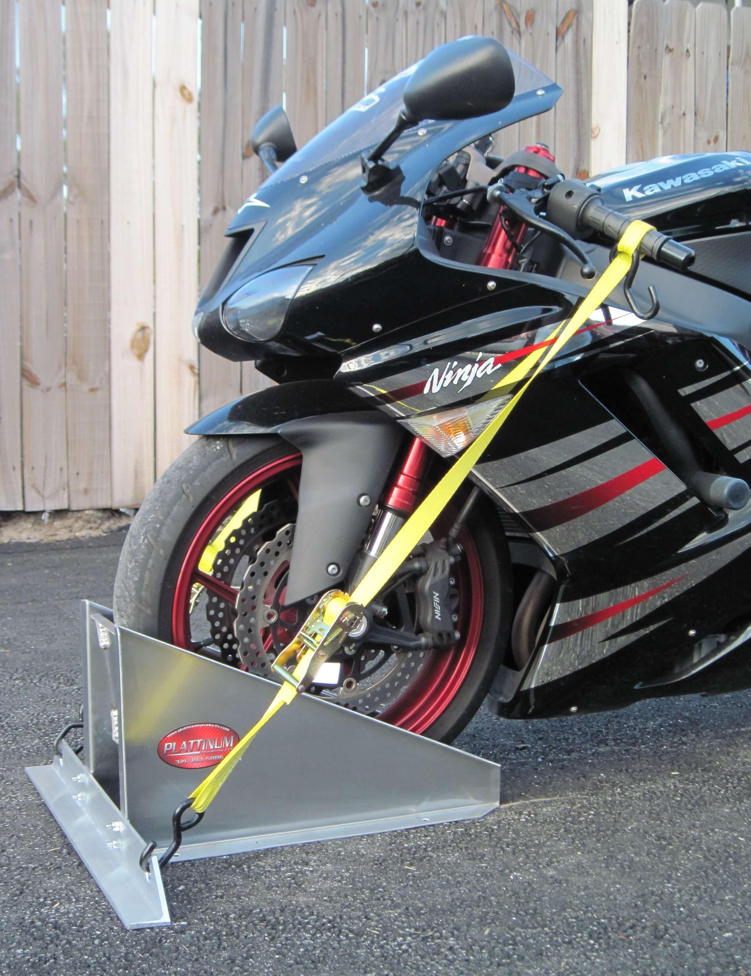 motorcycle chock plattinum products